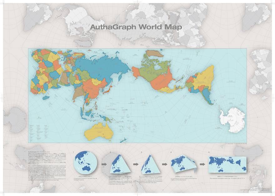 Büyüklüklerde bir tuhaflık var değil mi? Afrika ne kadar büyük öyle. Bir hata olmalı. Bir ömür boyu gördüğümüz haritada Afrika, aşağılarda bir yerde küçük bir yerdi. Ama şimdi öyle değil. Kuzey Amerika'dan da büyük, Avrupadan da. Grönland bu kadar küçük müymüş? Büyüklüklerde bir tuhaflık var değil mi? Afrika ne kadar büyük öyle. Bir hata olmalı. Bir ömür boyu gördüğümüz haritada Afrika, aşağılarda bir yerde küçük bir yerdi. Ama şimdi öyle değil. Kuzey Amerika'dan da büyük, Avrupadan da. Grönland bu kadar küçük müymüş?