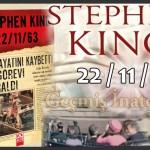 Stephen King | 22/11/63 | Geçmiş İnatçıdır