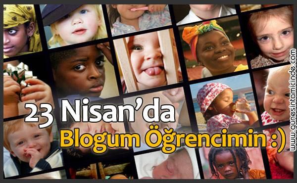 Photo of 23 Nisan 2009'da Blogum Öğrencimin :) – Phun