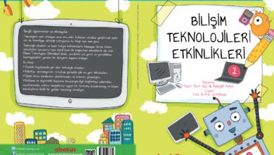 Photo of Çocuklar İçin Kodlamaya Giriş — Bilişim Teknolojileri Etkinlikleri 1 — Kitap Tanıtımı