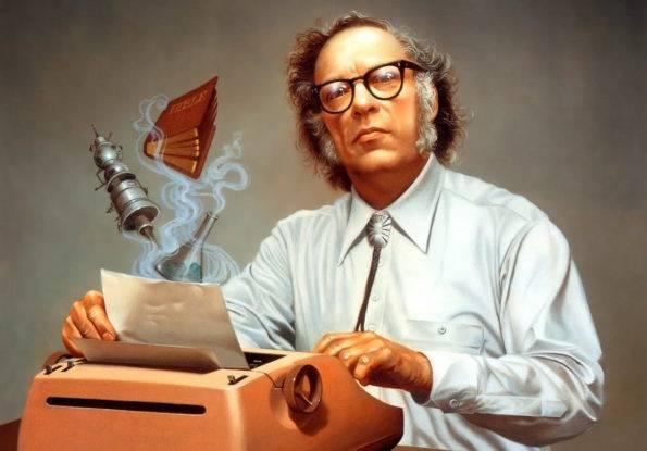 Isaac Asimov 3 rowena morrill Asimov, müthiş bir dünyayı hem ilk kez anlatan, hem en insani boyutta, hem de maceralarla doldurararak anlatan kişidir. Asimov, müthiş bir dünyayı hem ilk kez anlatan, hem en insani boyutta, hem de maceralarla doldurararak anlatan kişidir.