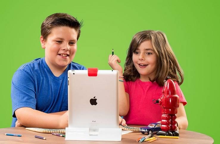 Osmo Osmo, eğitim ve eğlence için kullanılabilecek bir iPad eklenti cihazı. Özellikle çizim kabiliyetini ilerletmek için birebir. Osmo, eğitim ve eğlence için kullanılabilecek bir iPad eklenti cihazı. Özellikle çizim kabiliyetini ilerletmek için birebir.