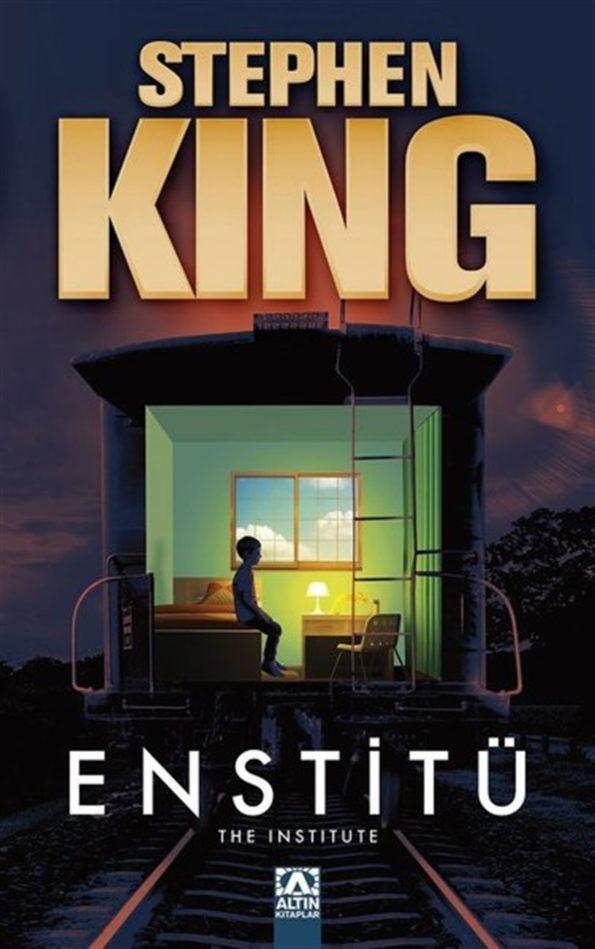 Stephen King enstitu ABD'nin Maine eyaletinde geçen kitapları arasındaki çapraz bağlantıları takip etmek ayrı bir keyiftir. Shine, O, Kara Kule, 22/11/63, Yeşil Yol, Mahşer, vb. ABD'nin Maine eyaletinde geçen kitapları arasındaki çapraz bağlantıları takip etmek ayrı bir keyiftir. Shine, O, Kara Kule, 22/11/63, Yeşil Yol, Mahşer, vb.
