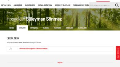 Photo of Arçelik Web Sitesi Analizi ve Önerilerim