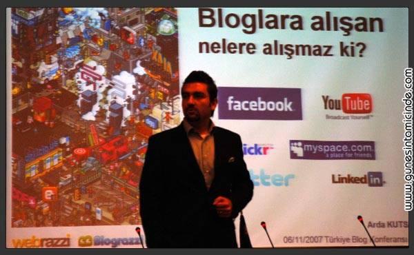 Photo of Türkiye Blog Konferansı 07