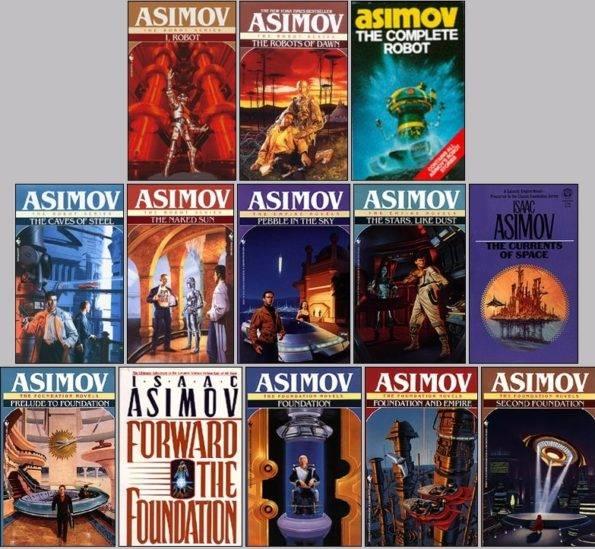 asimovbooks Asimov, müthiş bir dünyayı hem ilk kez anlatan, hem en insani boyutta, hem de maceralarla doldurararak anlatan kişidir. Asimov, müthiş bir dünyayı hem ilk kez anlatan, hem en insani boyutta, hem de maceralarla doldurararak anlatan kişidir.