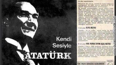 Photo of Atatürk Kendi Sesiyle | 1935 Kurultayı