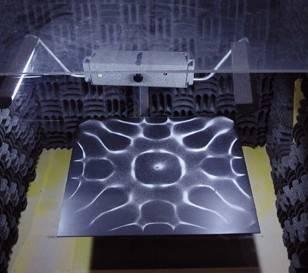bigchladniplate002 e1305034961726 Titreşimlerin sırlarını anlatan enteresan şekiller, bilimsel gerçekler, heyecan veren videolar. Cymatik bilimi size gündelik dünyayı yeni bir gözle sunacak... Titreşimlerin sırlarını anlatan enteresan şekiller, bilimsel gerçekler, heyecan veren videolar. Cymatik bilimi size gündelik dünyayı yeni bir gözle sunacak...