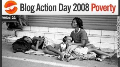 Photo of Yoksulluğu Bitirmek İçin Ayağa Kalkın| Blog Action Day