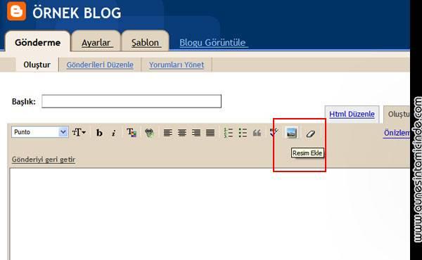 Photo of 10 Dakikada Blogger'la Web Siten Olsun İster misin ? BÖLÜM – 3