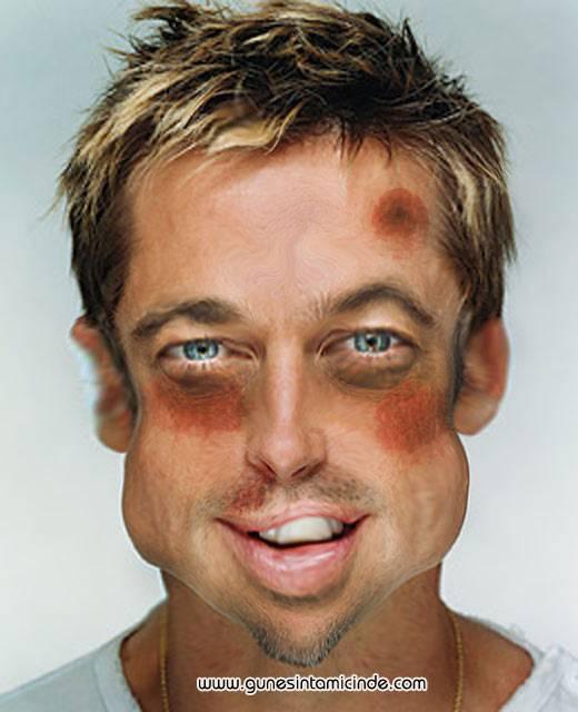bradson2 Photoshop'la Brad Pitt'i karikatürüze ettim. Sizin de yapabilmeniz için adım adım anlatıyorum. Yazının sonunda Angelina Julie de var. Photoshop'la Brad Pitt'i karikatürüze ettim. Sizin de yapabilmeniz için adım adım anlatıyorum. Yazının sonunda Angelina Julie de var.