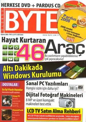 byteagustos Daha önce Chip ve PC Net dergilerinde tanıtılan sitemiz bu ay BYTE'a konuk oldu. Daha önce Chip ve PC Net dergilerinde tanıtılan sitemiz bu ay BYTE'a konuk oldu.