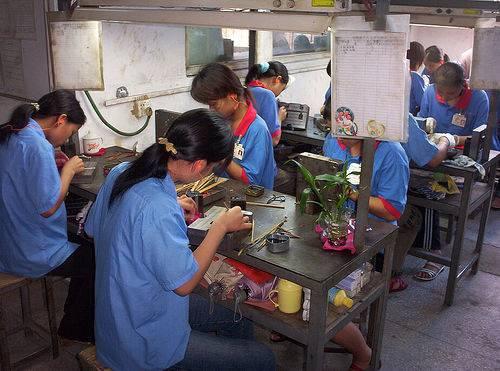 chinaworkerserutan Yaş 35, Yolun Sonu mu Eder?