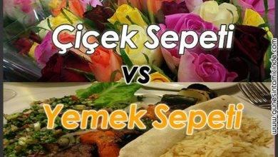 Photo of Çiçek Sepeti vs Yemek Sepeti