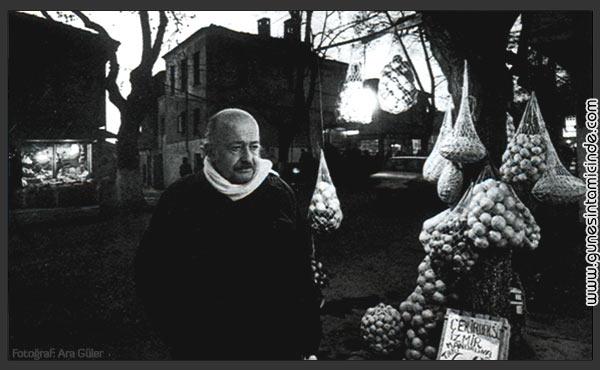 Süleyman Sönmez - Güneşin Tam İçinde cihatburak Cihat Burak | Mimar, Ressam, Yazar Kültür ve Sanat  yazar retrospektif resim mimar Kültür ve Sanat istanbul modern Cihat Burak
