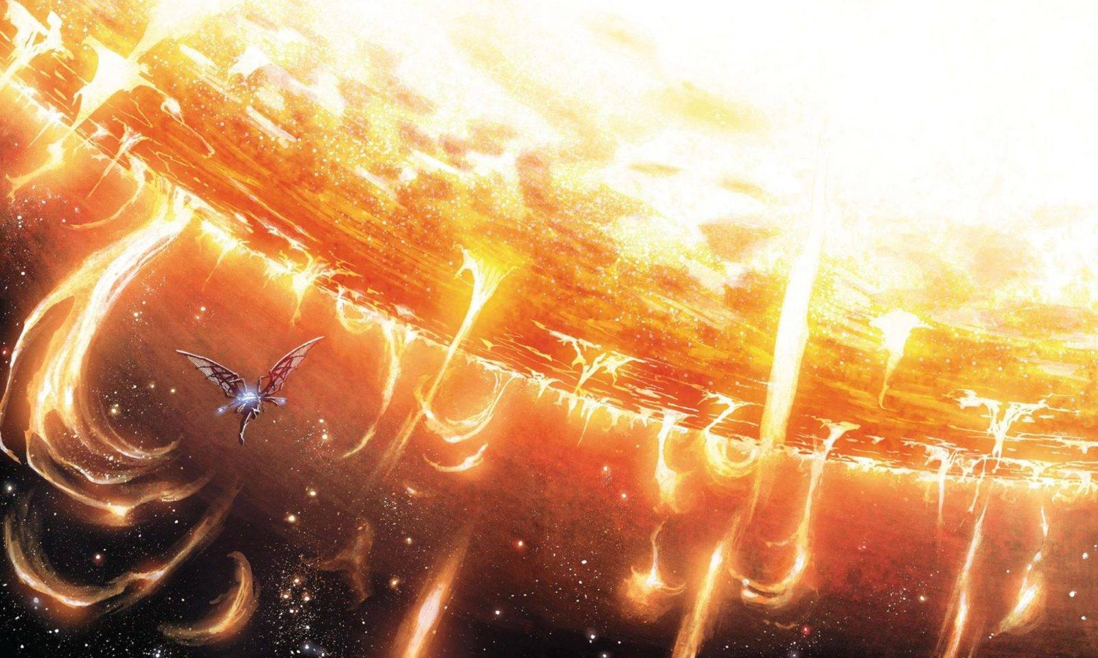Süleyman Sönmez - Güneşin Tam İçinde