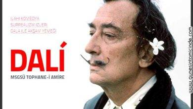 Photo of Salvador Dali Sergisi | Sıraya Gir Dali'yi Seyret!