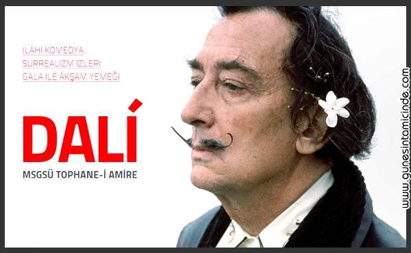 Photo of Salvador Dali Sergisi | Sıraya Gir Dali'yi Seyret!
