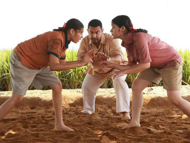 Dangal Güreş Ve Kadın üzerine Efsane Bir Film Aamir Khan
