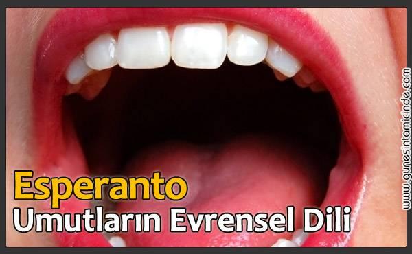 esperantoumutlarindili Şu anda dünyada güçlü bir İngilizce hakimiyeti var. Bununla birlikte elbette Çince, İspanyolca, Almanca, Fransızca, Arapça ve ülkeler boyunca giden  Türkçe de güçlü bir kullanıma sahip. Peki Esperanto'yu duydunuz mu? Şu anda dünyada güçlü bir İngilizce hakimiyeti var. Bununla birlikte elbette Çince, İspanyolca, Almanca, Fransızca, Arapça ve ülkeler boyunca giden  Türkçe de güçlü bir kullanıma sahip. Peki Esperanto'yu duydunuz mu?