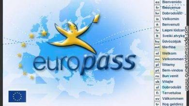 Photo of EuroPass | Evrensel CV Standart Formatı