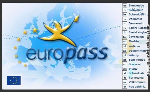 europass1 EuroPass | Evrensel CV Standart Formatı