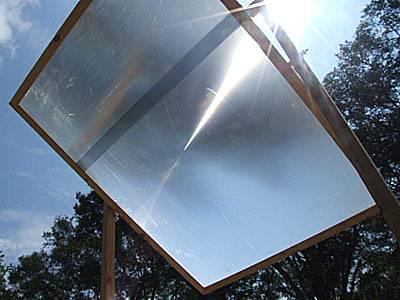 fresnel1 Güneş Enerjili Stirling Motoru, Enerji ve Temiz Su Darboğazını Çözebilecek mi?