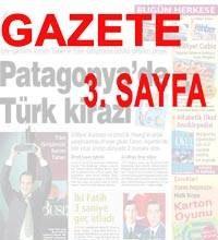 Photo of Sevenleri Anlatsın Gazetelerin 3. Sayfası