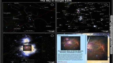 Photo of Google SKY | Uzaya Bak, Galaksileri Gezegenleri Gör | Göklere Dönen Gözler