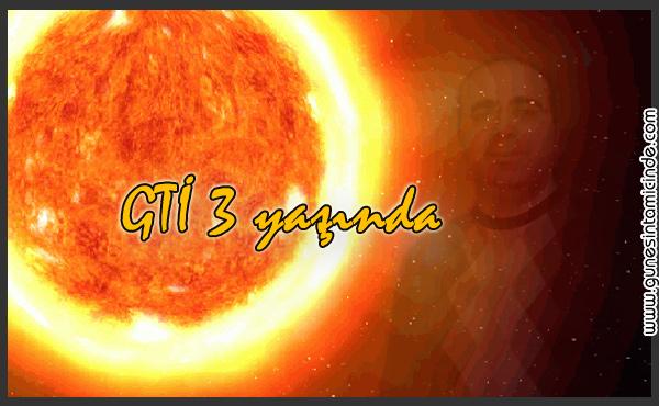 Süleyman Sönmez - Güneşin Tam İçinde gti3yasinda Güneşin Tam İçinde 3 Yaşında! site z_ARŞİV YAZILAR  zaman Yaşgünü suleyman sonmez Okuyucu Güneşin Tam İçinde