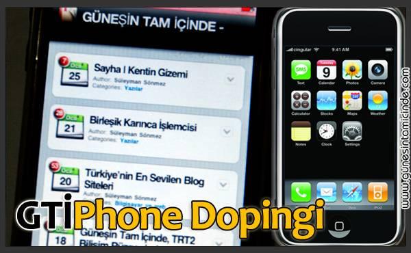 Photo of Güneşin Tam İçinde'ye iPhone Dopingi