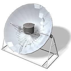 gunesleyemek2 Güneş Enerjili Stirling Motoru, Enerji ve Temiz Su Darboğazını Çözebilecek mi?