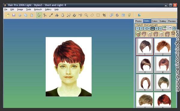 Hair Pro Saç programı