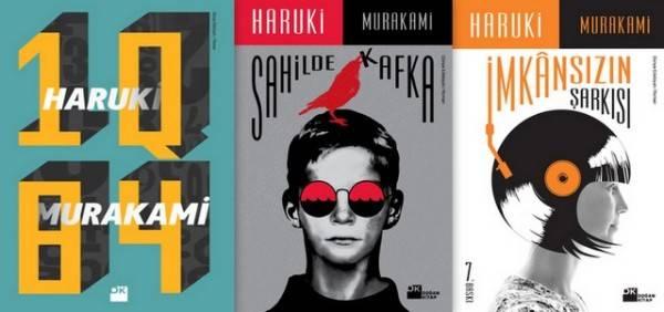 Süleyman Sönmez - Güneşin Tam İçinde haruki-murakami-kitaplari-600x282 Haruki Murakami Romanları ve Sürrealist Anlatıma Düşsel Bir Yolculuk Kitap  İmkansızın Şarkısı Zemberekkuşu'nun Güncesi Yaban Koyununun İzinde Sınırın Güneyinde Güneşin Batısında Sahilde Kafka Renksiz Tsukuru Tazaki'nin Hac Yılları Nobel Adayı Koşmasaydım Yazamazdım Japonya Japon Yazar Haşlanmış Harikalar Diyarı ve Dünyanın Sonu Haruki Murakami 1Q84
