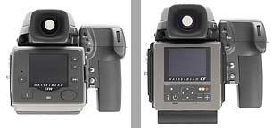 hasselblad39mpslr2 39 MP Fotoğraf Makinesi H2D Hasselblad