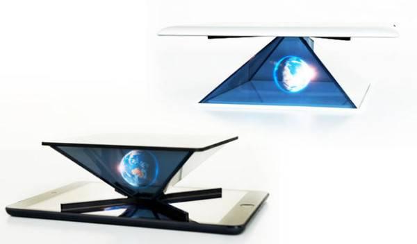 Hologramlı Cep Telefonu Nasıl Yapılır?