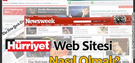 hurriyetwebsite