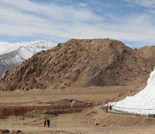 Süleyman Sönmez - Güneşin Tam İçinde ice-stupa-534x462 Hoş Geldiniz