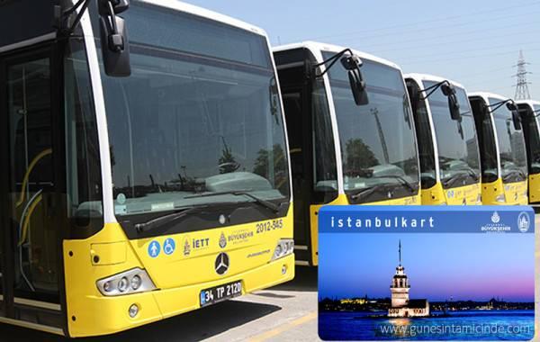 IETT Sitesini Yenilemeli | Aylık Mavi İstanbulkart Alma Macerası