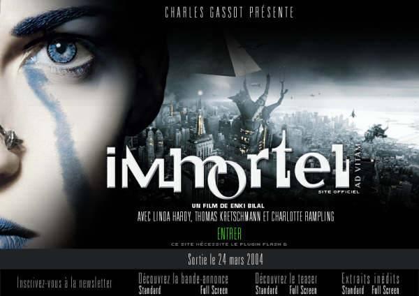 Photo of Immortel | Ölümsüz | Enki Bilal