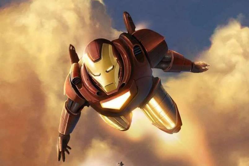 Photo of Iron Man   Demir Adam