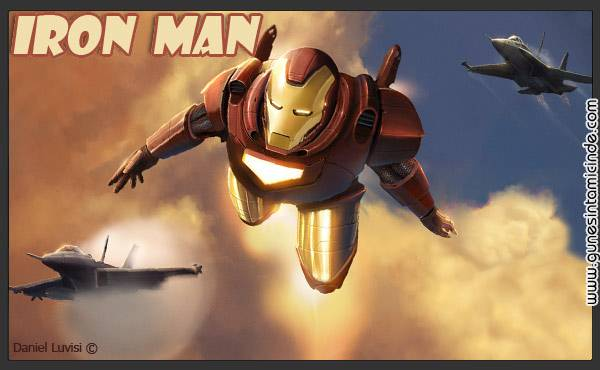 ironman1 Iron Man | Demir Adam