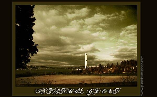 Photo of ISTANBUL GREEN   İSTANBUL YEŞİLİ