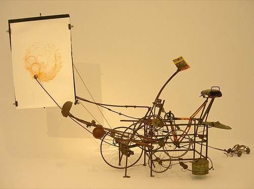 Süleyman Sönmez - Güneşin Tam İçinde jeantinguelycizer Jean Tinguely Müzesi İsviçre, Basel Bilim ve Teknoloji Gezi Kültür ve Sanat Maker / Mucit  İsviçre Sanat Müze Jean Tinguely bilim Basel