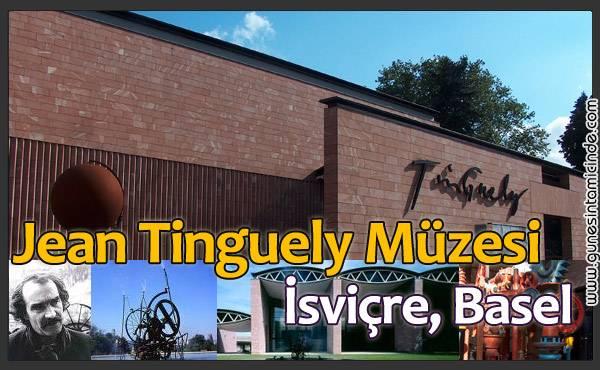 Photo of Jean Tinguely Müzesi İsviçre, Basel