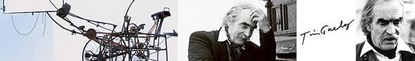 Süleyman Sönmez - Güneşin Tam İçinde jeantinguelyportre Jean Tinguely Müzesi İsviçre, Basel Bilim ve Teknoloji Gezi Kültür ve Sanat Maker / Mucit  İsviçre Sanat Müze Jean Tinguely bilim Basel