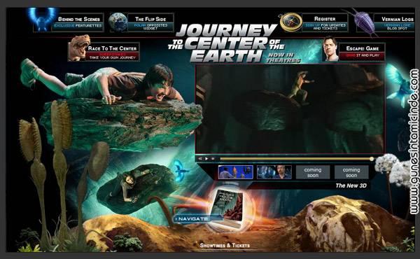 Süleyman Sönmez - Güneşin Tam İçinde journeytothecenterofthecenter Dünyanın Merkezine 3 Boyutlu Yolculuk 3D Kitap Sinema-Dizi  Real D Real 3d Oyun macera Jules Verne Journey to the Center of the Earth film Dünyanın Merkezine Yolculuk 3D 3 boyutlu Film