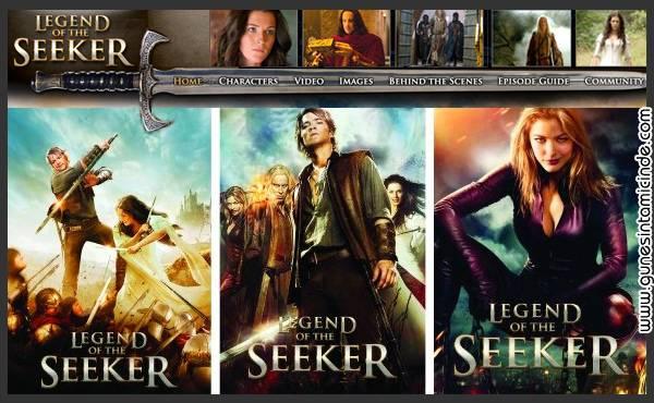 legendoftheseeker Arayıcının Efsanesi | Legend Of The Seeker