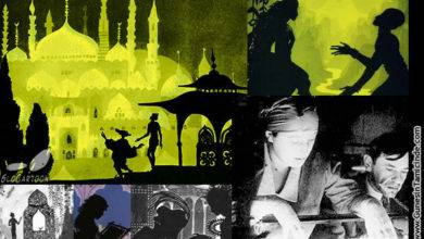 Photo of LOTTE REINIGER | Makasla Keserek Kağıtlardan Film Yapan Sanatçı