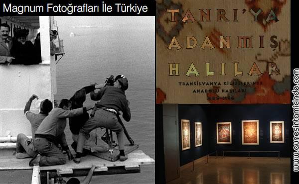 Photo of İstanbul Modern'de Magnum, Sabancı Müzesi'nde Tanrı'ya Adanmış Halılar